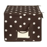 reisenthel Storagebox M mocha dots
